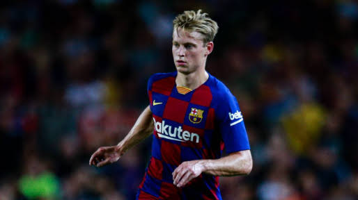 """""""Its a big disappointment"""" Frankie De Jong reacts to Barcelona heavy defeat to Bayern Munich"""