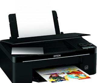 Printer Epson Stylus SX130 Driver Download