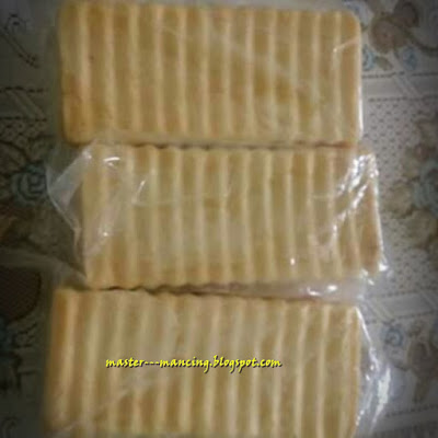 Mancing Umpan Roti, Cara bikin Praktis