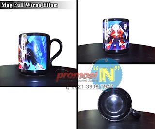 Bikin Mug Full Warna Hitam, Buat Mug Full Warna Hitam, Pesan Mug Full Warna Hitam, Order Mug Full Warna Hitam,