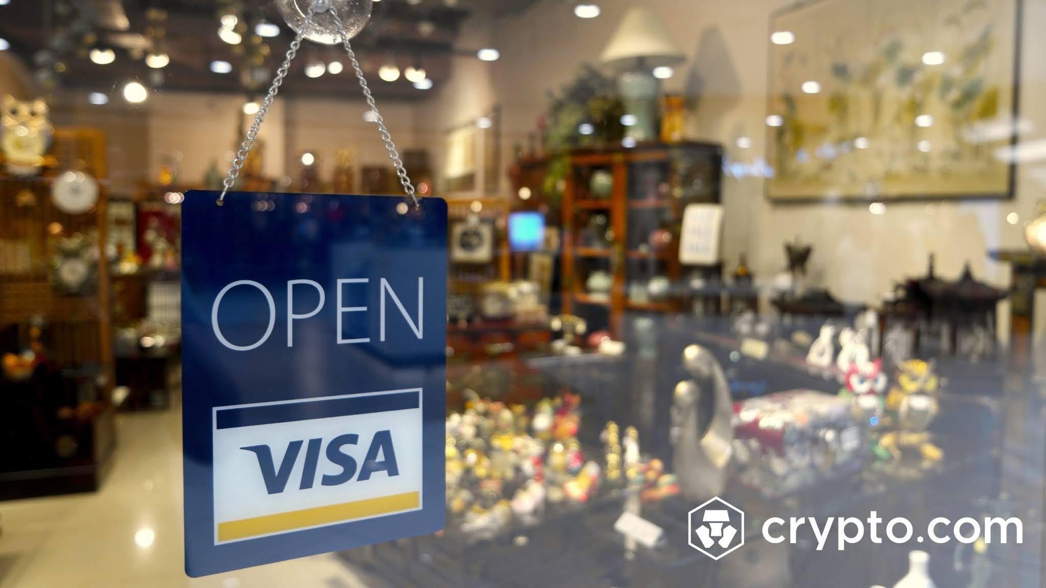 Visa, ödemelerde USDC kullanımına izin verileceğini açıkladı.