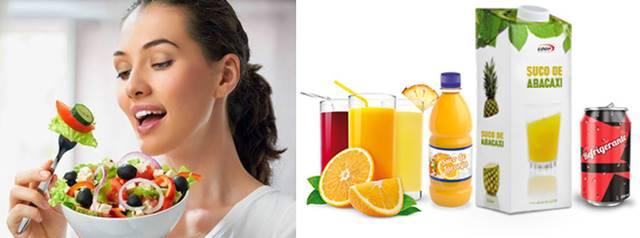 Toma las bebidas minutos antes de comer para mejorar la digestión