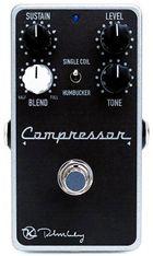 PEDALES de Guitarra BÁSICOS: Compresor