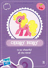My Little Pony Wave 3 Cherry Berry Blind Bag Card