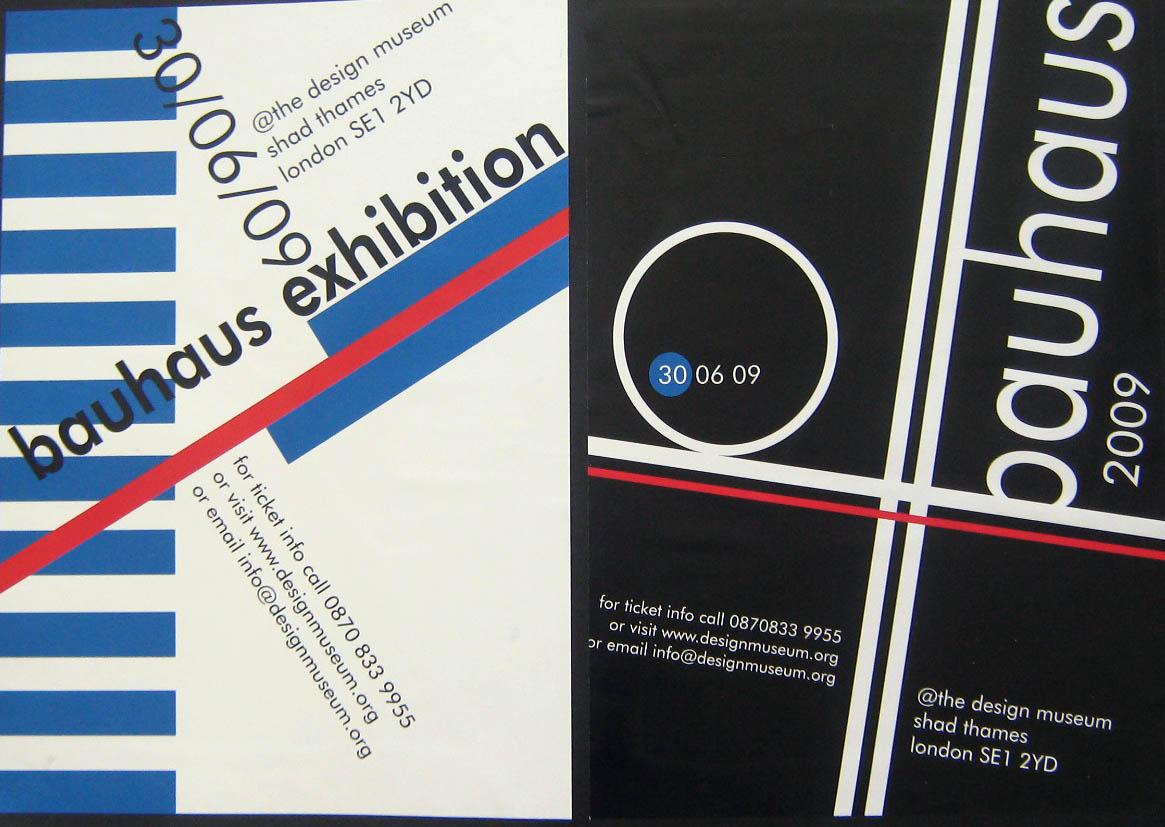 1059843057 Bauhaus Poster