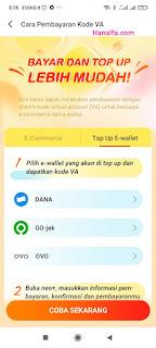 Cara Menghubungkan Neo+ Plus ke Dana, OVO, Rekening Bank BNC Now Commerce, Akulaku, Lengkap Kode Tf Transfer Top Up