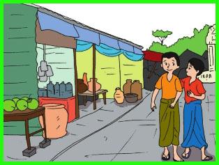 materi pelajaran kelas 6 tema 1 kehidupan sosial budaya masyarakat myanmar