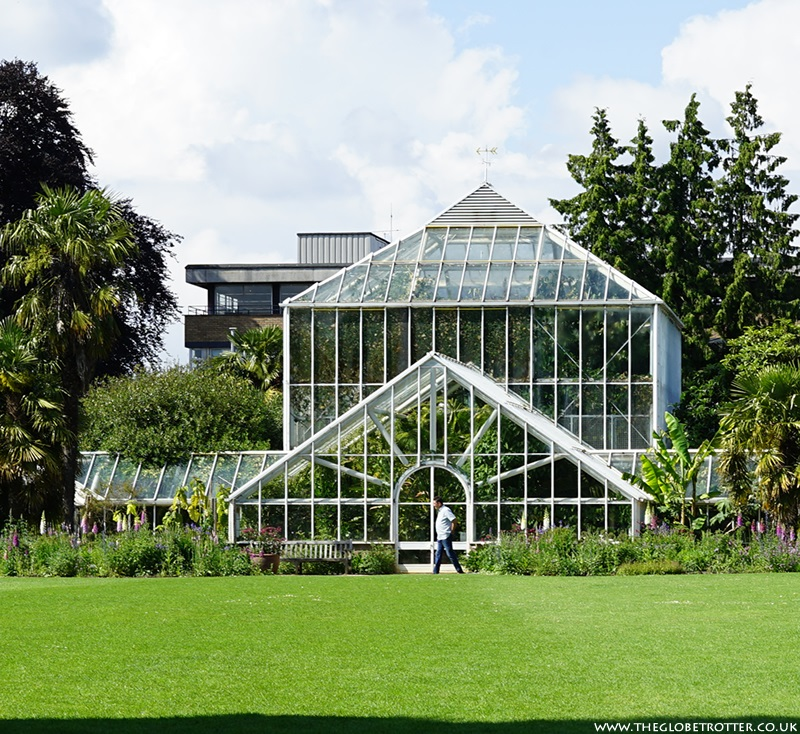 Cambridge University Botanic Gardens