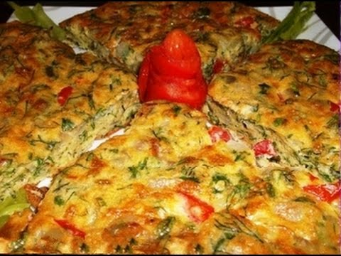 Egyptian Egg Omelet