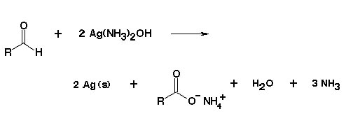 Chemistry Laboratory: Tollen's Test for Aldehydes