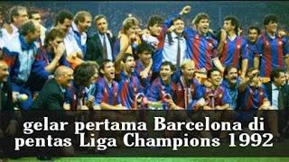 Juara Liga Champion 1992