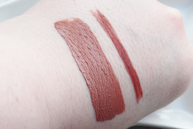 Barry M Matte Me Up Lip Kit in Go To swatch