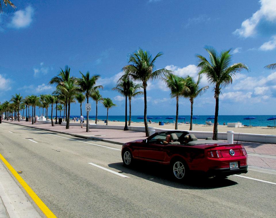 aluguel de carros em Miami Downtown Miami e Brickell
