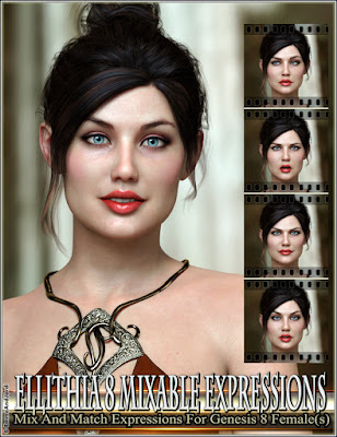 https://www.daz3d.com/mixable-expressions-for-ellithia-8-and-genesis-8-females