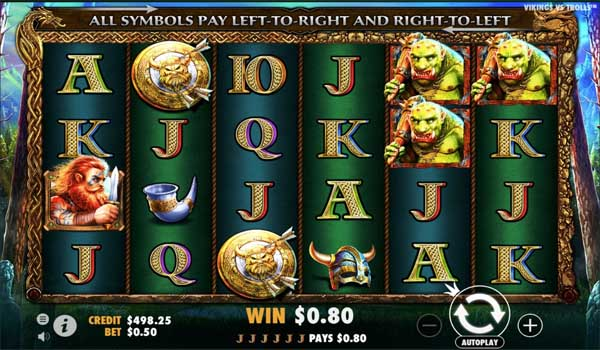 Main Gratis Slot Indonesia - Vikings vs Trolls (Pragmatic Play)