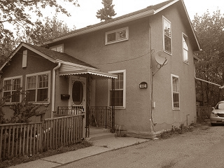 Image: Oldest house on Centre Street, Oshawa, Ontario