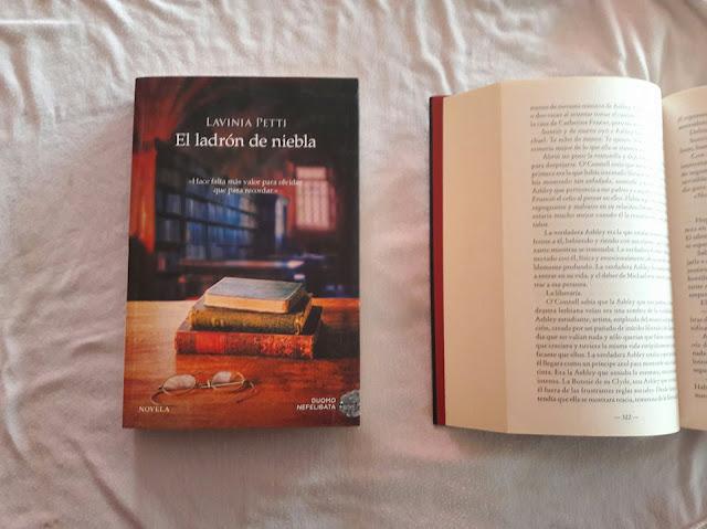 """""""El ladrón de niebla"""" por Lavinia Petti"""