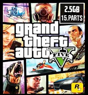 Download GTA V Highly Compressed For PC