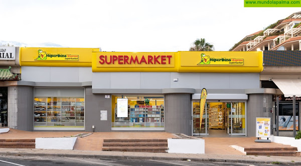 HiperDino abre la totalidad de sus tiendas turísticas