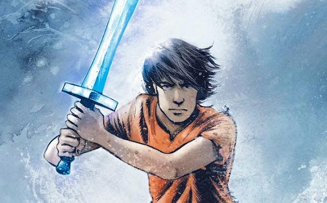 Percy Jackson e a espada Contracorrente