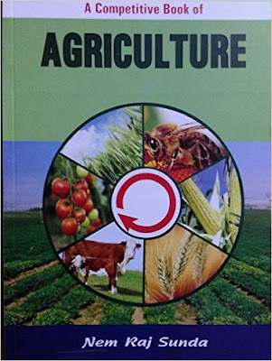 Download Free A Competitive book of Agriculture by Nem Raj Sanda Book PDF