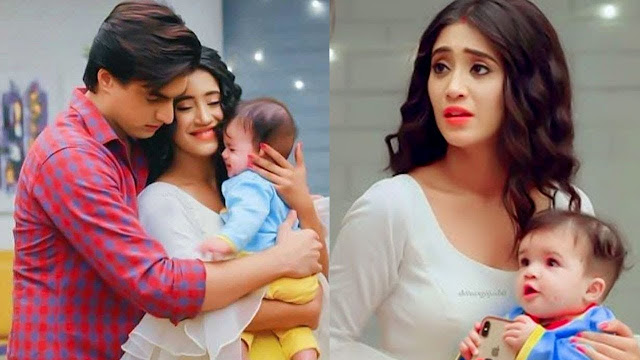 Future Story : Kartik Naira's big dilemma over family and daughter Kaira  in YRKKH