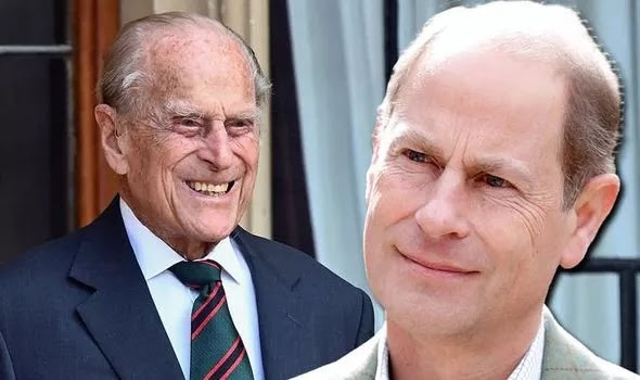 Latest Update  : Prince Philip,who Admitted to Hospital in the last week, Feels 'a Lot Better' said Prince Edward   !