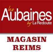 magasin d'usine Les Aubaines La Redoute dans la Marne