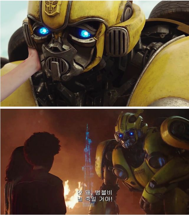 Bumblebee (2018) Full Movie In Clear Hindi 720p HDRip 829MB Download