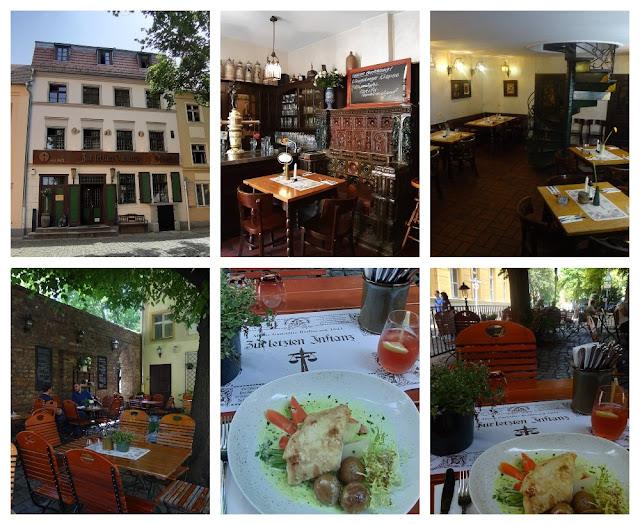 O outro muro de Berlim e o restaurante mais antigo da capital alemã