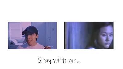 makna lagu stay with me