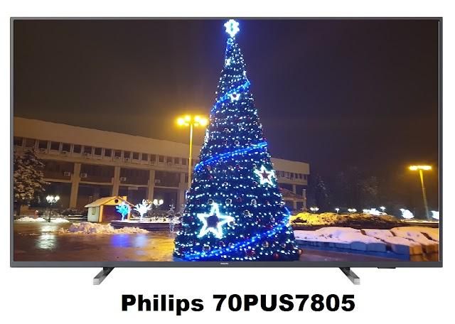 Philips 70PUS7805 4k Smart TV