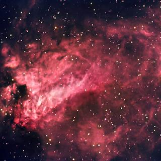 Nebulosa de Ômega | Blog Mente Viajante