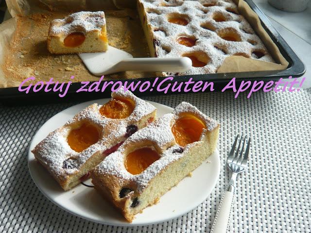 Domowe ciasto z owocami lata - Czytaj więcej »