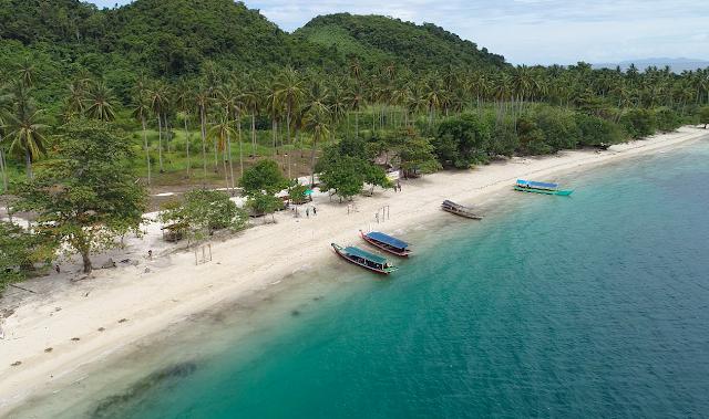 Taman Nemo, Pahawang and Kelagian Island, Lampung