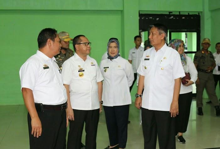 Kunjungan OASE Kabinet Kerja ke Lampung untuk Sosialisasi Bahaya Narkoba