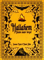 Hallahem: staden under berget av Susanne Trydal och Daniel Åhlin