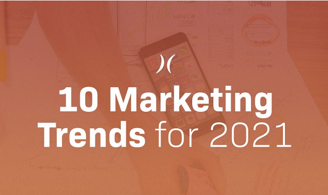 Top marketing trends: 2021 edition