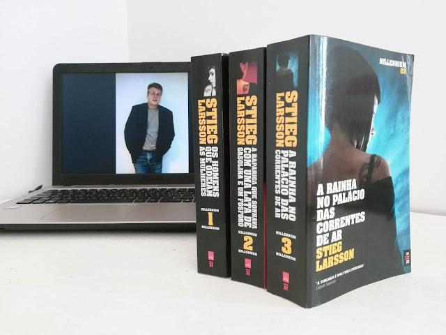 Stieg Larsson, série Millenium