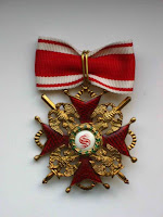 Order of St. Stanislas, 2nd Class (with swords)