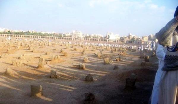 Seperti Inilah Bentuk Makam atau Kuburan Yang Sesuai Dengan Ajaran Islam