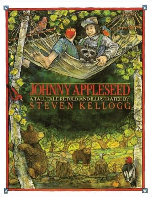 A version of Johnny Applessed that we read to our learners.