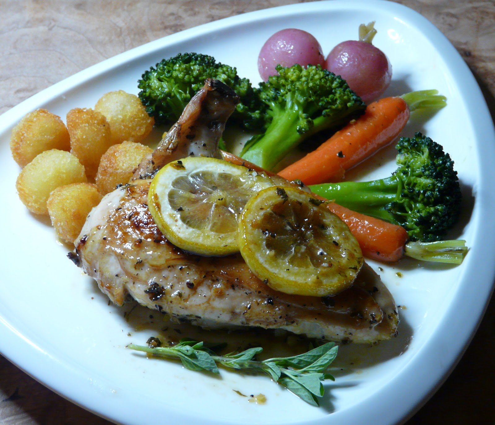Thibeault's Table: Lemon Chicken Breasts