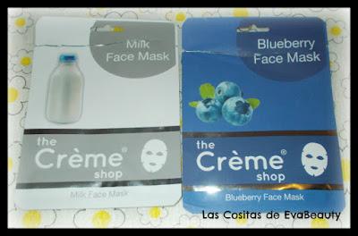 productos terminados especial mascarillas faciales tissú low cost belleza