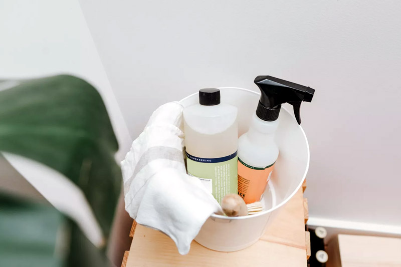 How to Properly Clean After a Household Illness