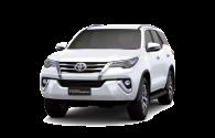 Paket Simulasi Kredit Toyota Fortuner di Pekanbaru
