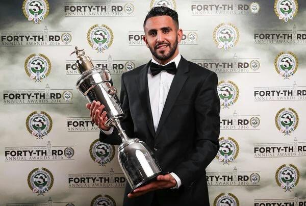 O melhor da Premier League 2015/16: Riyad Mahrez é eleito o PFA Player of the Year