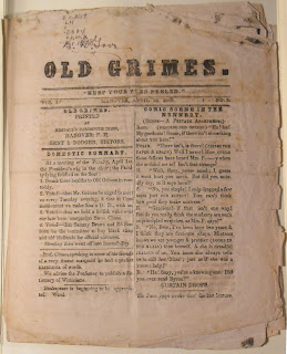 """An issue of """"Old Grimes."""""""