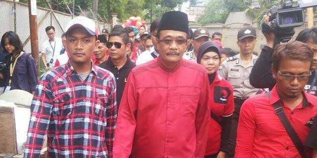 """Djarot ; """"PKB di Jawa Timur singkatannya Partai Koncone Banteng"""""""