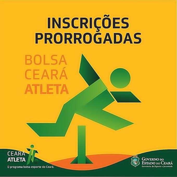 Inscrições do Programa Bolsa Esporte foram prorrogadas até o dia 26 de fevereiro